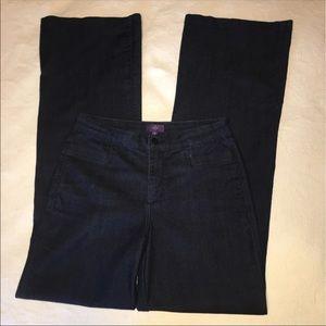 NYDJ trouser Jeans tall size 8